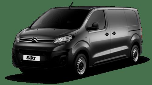 Citroën_Jumpy_Varevogn_Sixt_Minilease