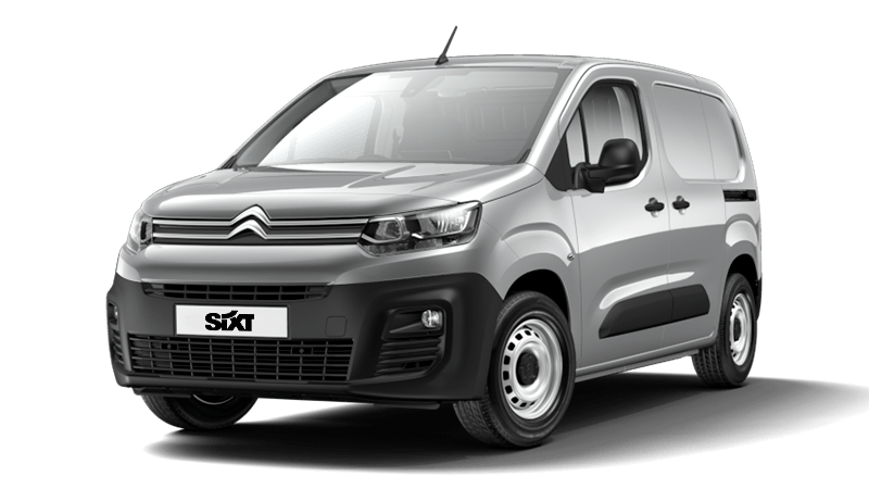 Citroën_Berlingo_Varevogn_Sixt_Minilease