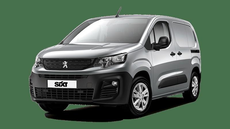 Peugeot_Partner_Varevogn_Sixt_Minilease